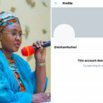 """""""Long Live Nigeria"""" - First Lady Aisha Buhari Says As She Deactivates Her Twitter Account 6"""