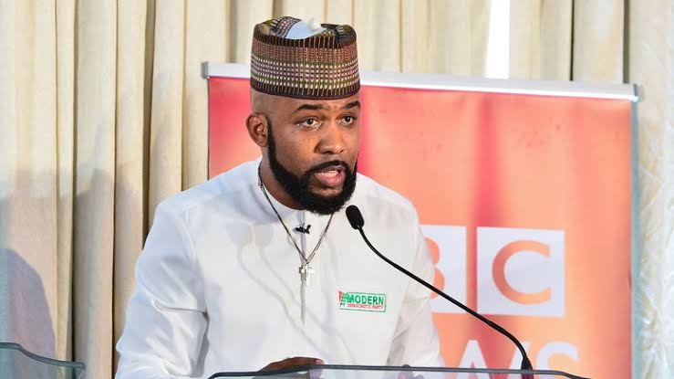 """""""We Won't Vote Any Politician Above 65 In 2023"""" – Banky W Reacts To Twitter Ban In Nigeria 1"""