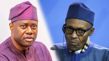 Governor Seyi Makinde Condemns Buhari's Suspension Of Twitter Operations In Nigeria 7