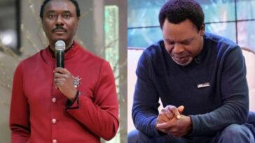 Rev Chris Okotie Mocks Death Of Prophet TB Joshua, Describes Him As 'Wizard Of Endor' 10
