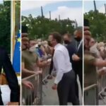 Man Slaps French President Emmanuel Macron In The Face While Visiting A Small Town [Video] 27