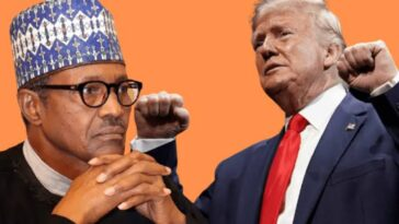 Trump Praises Buhari For Banning Twitter In Nigeria, Says He Should Have Done The Same 4