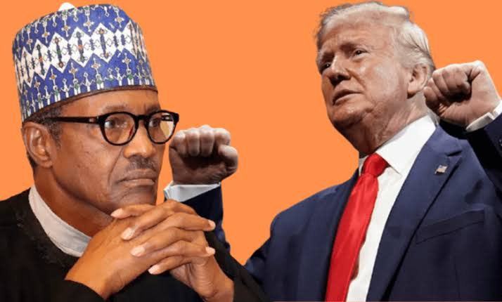 Trump Praises Buhari For Banning Twitter In Nigeria, Says He Should Have Done The Same 1