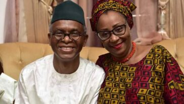 """""""I'd Rather Die Than Pay Ransom To Kidnappers If I'm Abducted"""" - Governor El-Rufai's Wife 1"""