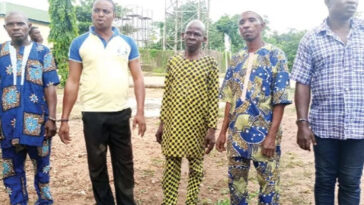 Pastor, Herbalist And Three Others Arrested With Human Parts After Killing Teenager In Osun 13