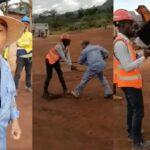 Chinese Miner Attacks Sierra Leonean Man On Mining Site In Sierra Leone [Video] 9