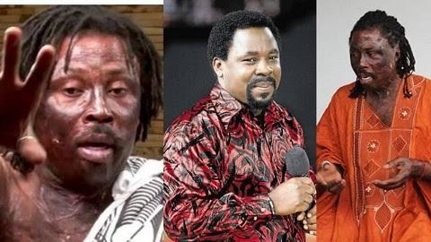 Ghanaian Native Doctor Claims He Killed Prophet TB Joshua In Spiritual Battle [Video] 1