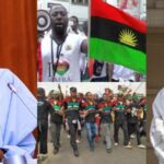 """""""IPOB Is Just Like A Dot In A Circle, Police And Army Will Defeat Them"""" - President Buhari 28"""