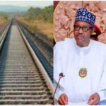 """""""I Have Family Members There"""" - Buhari Defends $1.9bn Railway Project To Niger Republic 28"""