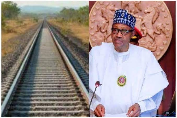 """""""I Have Family Members There"""" - Buhari Defends $1.9bn Railway Project To Niger Republic 1"""