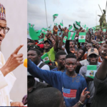 """""""Behave Well If You Want Jobs"""" - President Buhari Tells Nigerian Youths 13"""