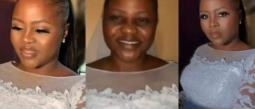 Church Orders Bride To Clean Off Make-Up Before Joining Her With Husband [Photos] 25