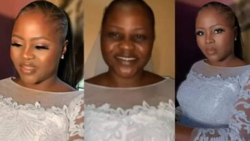 Church Orders Bride To Clean Off Make-Up Before Joining Her With Husband [Photos] 10
