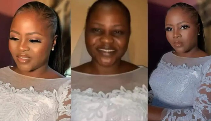 Church Orders Bride To Clean Off Make-Up Before Joining Her With Husband [Photos] 1