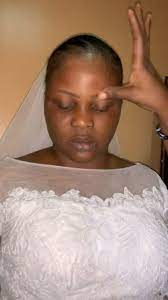 Church Orders Bride To Clean Off Make-Up Before Joining Her With Husband [Photos] 2