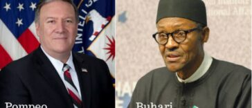 Mike Pompeo Slams Buhari Over Killing Of 1,500 Christians Within Six Months In Nigeria 26