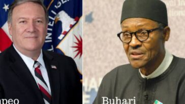 Mike Pompeo Slams Buhari Over Killing Of 1,500 Christians Within Six Months In Nigeria 10