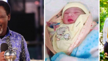 Nigerians claim TB Joshua is back as daughter gives birth on his birthday 2