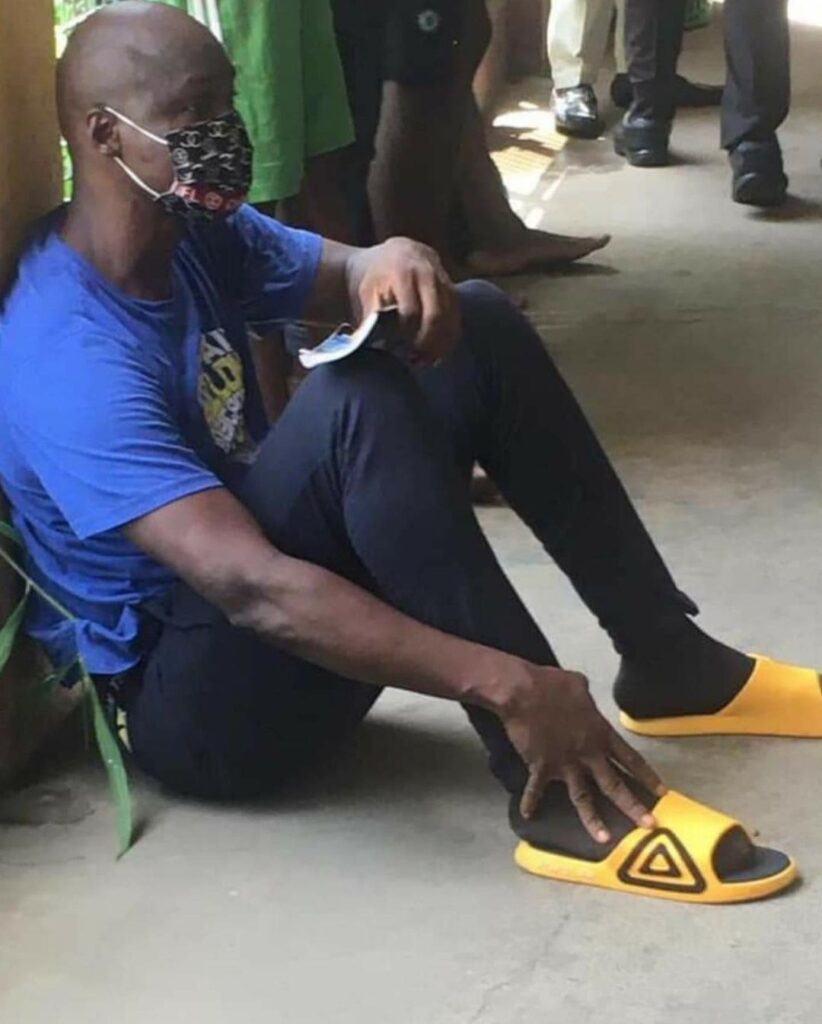 Baba Ijesha Arraigned in Court, You Won't Believe What He Is Reading 2