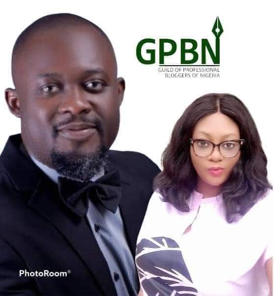 Guild of Professional Bloggers of Nigeria elects new executive as Adrian Egonu and Mimi Atedze emerge president and vice 1