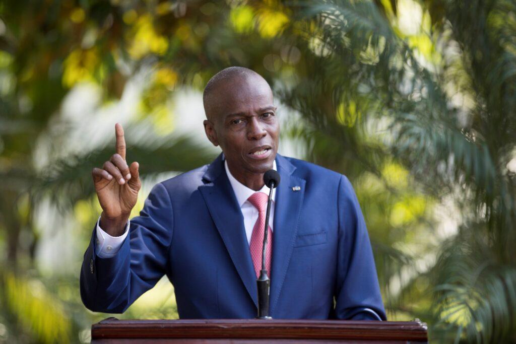 Jovenel Moise assassination: Haiti president assasinated at home 1