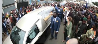 Prophet TB Joshua's Body Arrives Synagogue For Lie in State (Pictures) 5