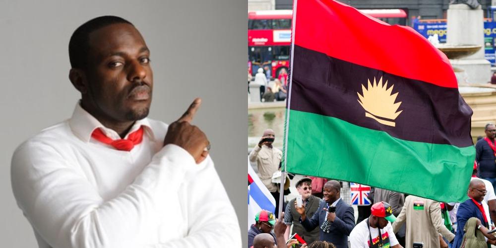Biafra: Actor Jim Iyke Reveals Why Igbo People Should Leave Nigeria