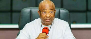 My Successor Should Probe Me If I Steal Imo Money - Governor Hope Uzodinma