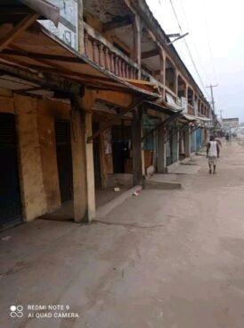 Traders Shutdown Aba Shopping Center In Abia Over Nnamdi Kanu's Trial [Photos] 1