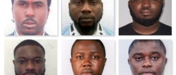 Meet the 6 Nigerians Declared Wanted by the FBI (Pictures and Names) 13
