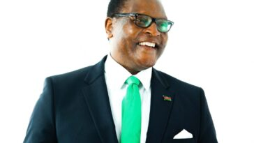 Malawi president travels to the UK for virtual conference, blames poor internet speed in his country 8