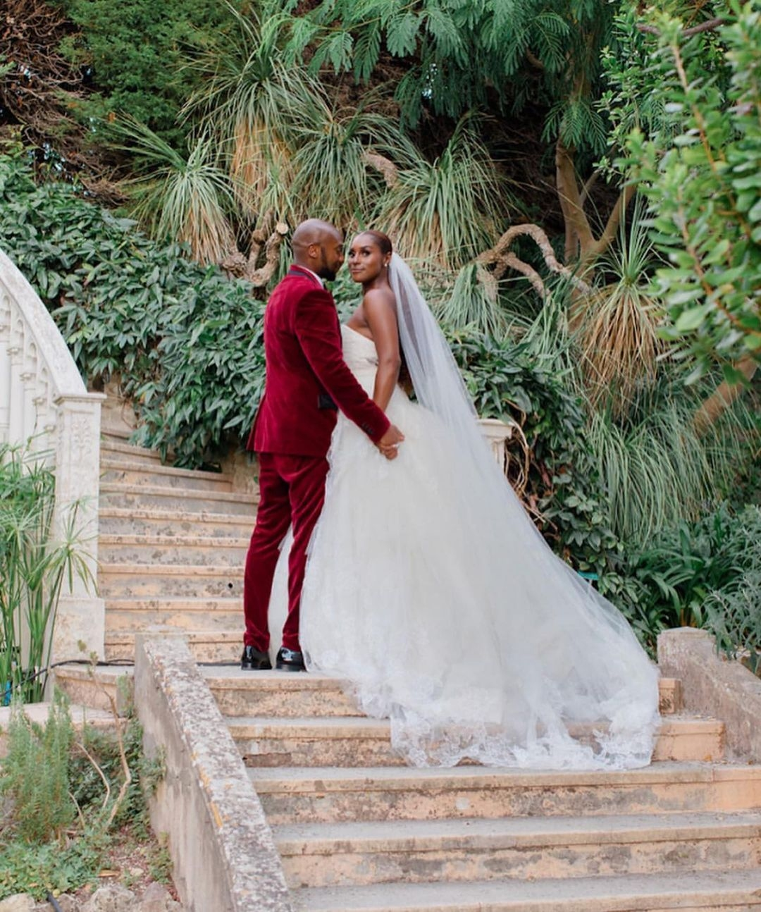 American Actress Issa Rae marries Businessman Louis Diame in intimate ceremony 4