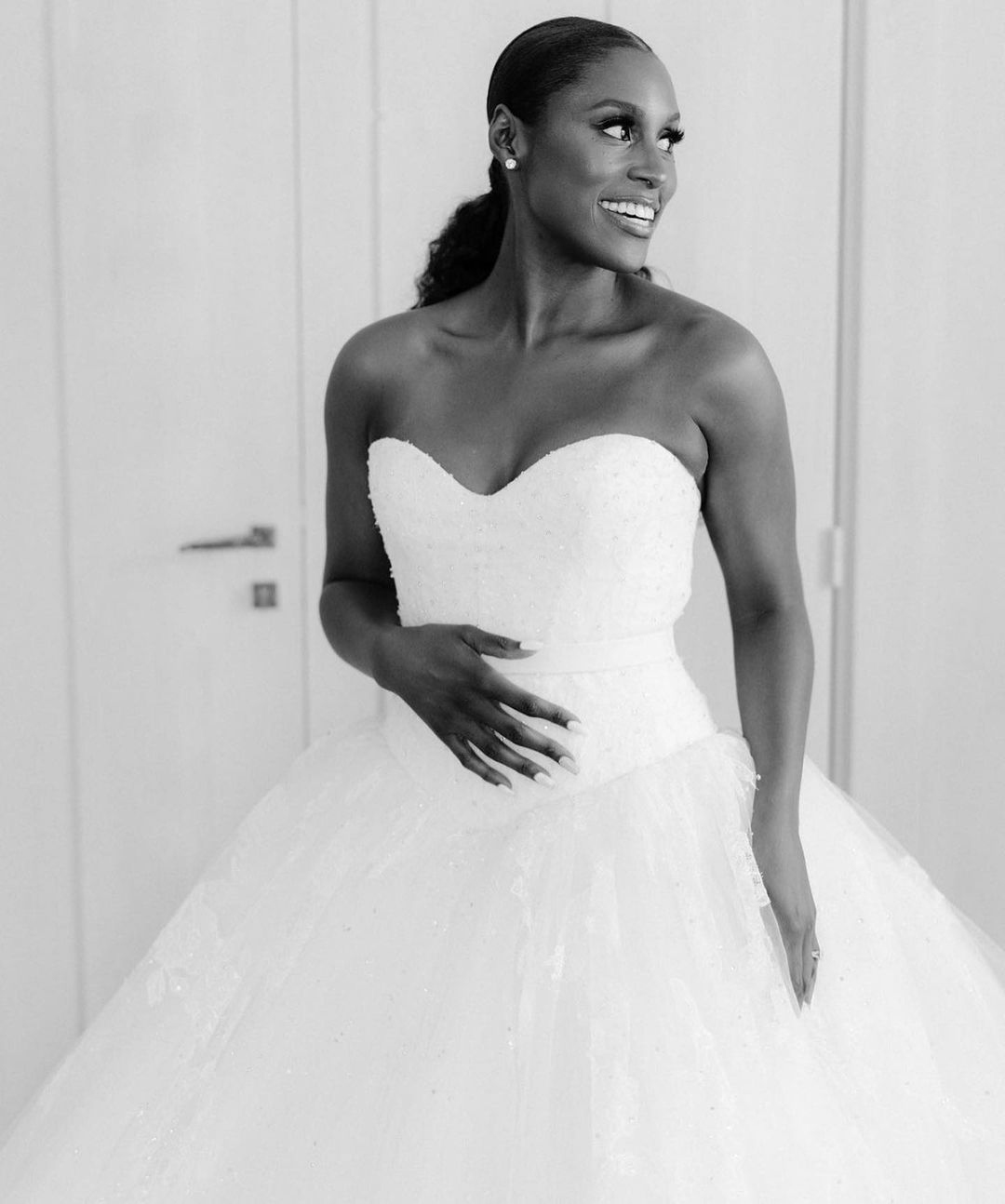 American Actress Issa Rae marries Businessman Louis Diame in intimate ceremony 9