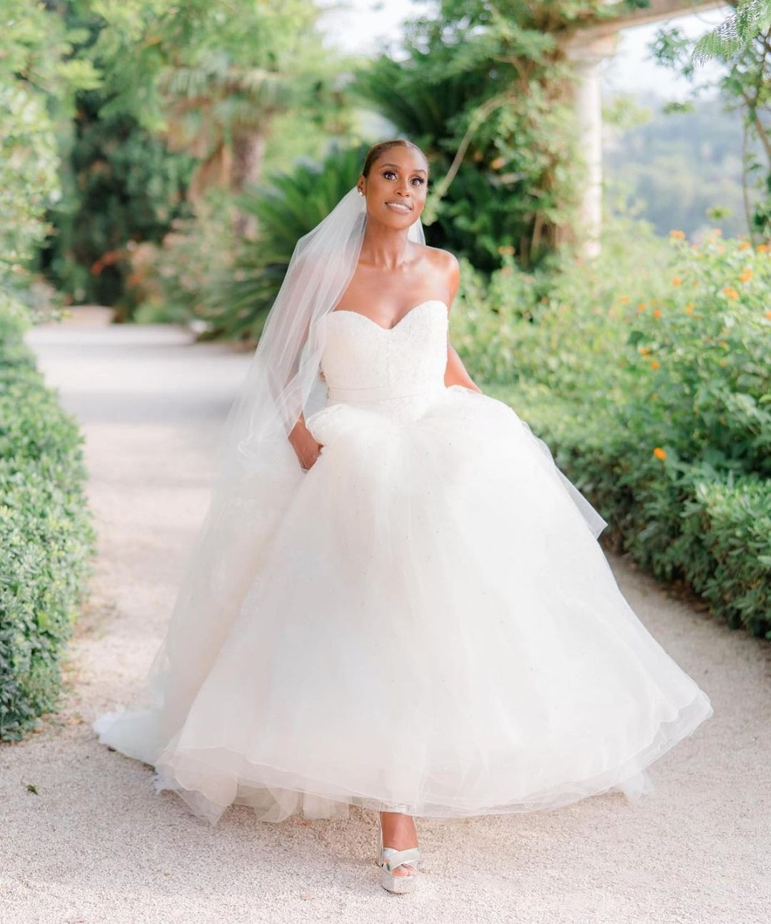 American Actress Issa Rae marries Businessman Louis Diame in intimate ceremony 12