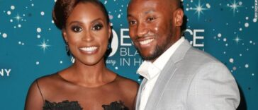 American Actress Issa Rae marries Businessman Louis Diame in intimate ceremony 11