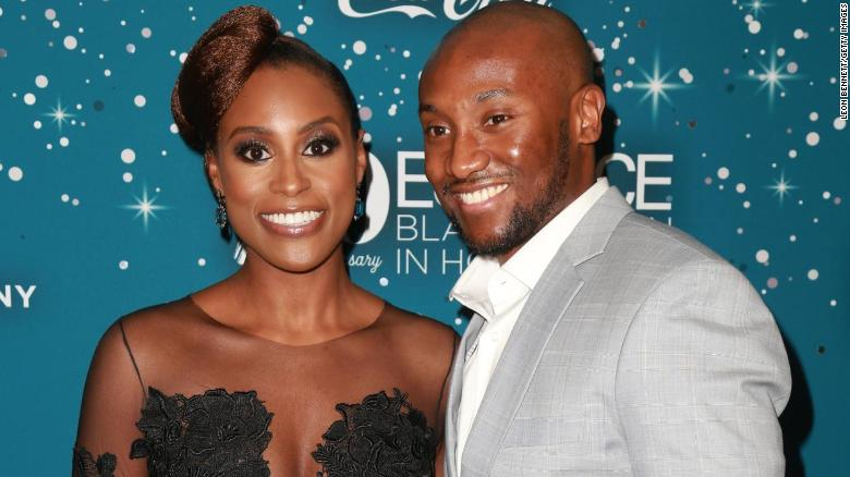 American Actress Issa Rae marries Businessman Louis Diame in intimate ceremony 2