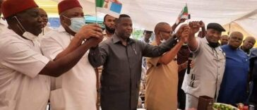 Imo Former Governor Ikedi Ohakim Dumps PDP For APC, Few Hours After Denial