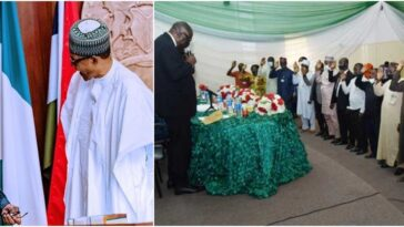 Presidency Orders Staff To Take Oath Of Secrecy After Buhari's 'Secret' Visit To UK