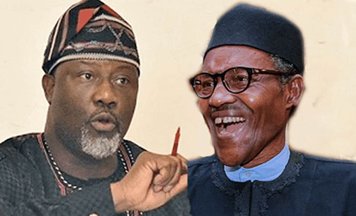 Dino Melaye Mocks Buhari For Representing Nigeria At Global Education Summit