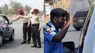 """""""Stop Tempting Us With Bribes And Gratification"""" - Police, FRSC Begs Nigerians"""