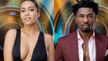 BBNaija: Maria Caught Kissing Boma After She Vowed Not To Have Sεx [Video]