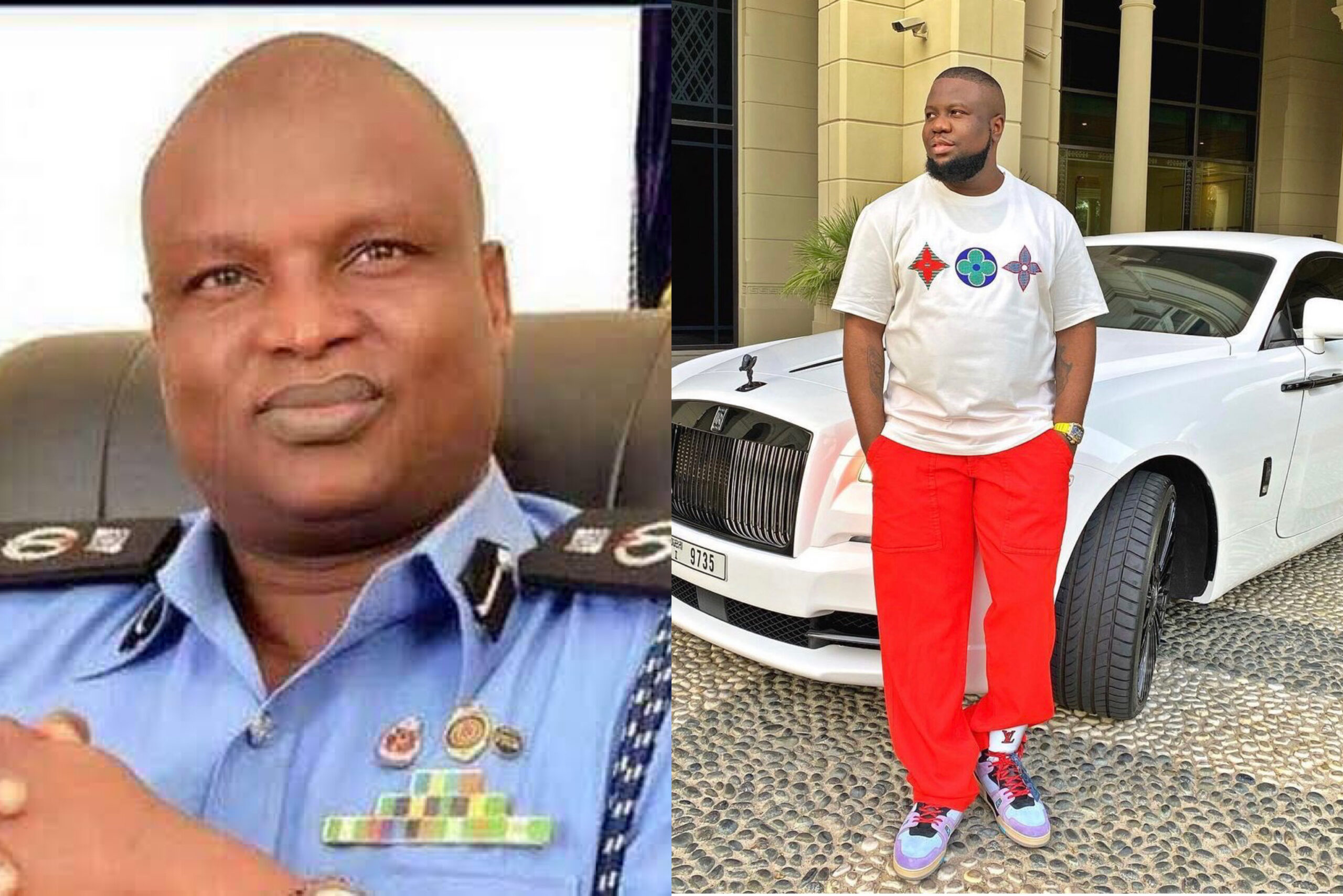 Police Chief, Abba Kyari Opens Up On Collecting Bribe From Fraudster, Hushpuppi
