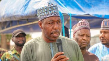 Governor Zulum Gives N12 Million To Borno Indigenes Joining Nigerian Army 8
