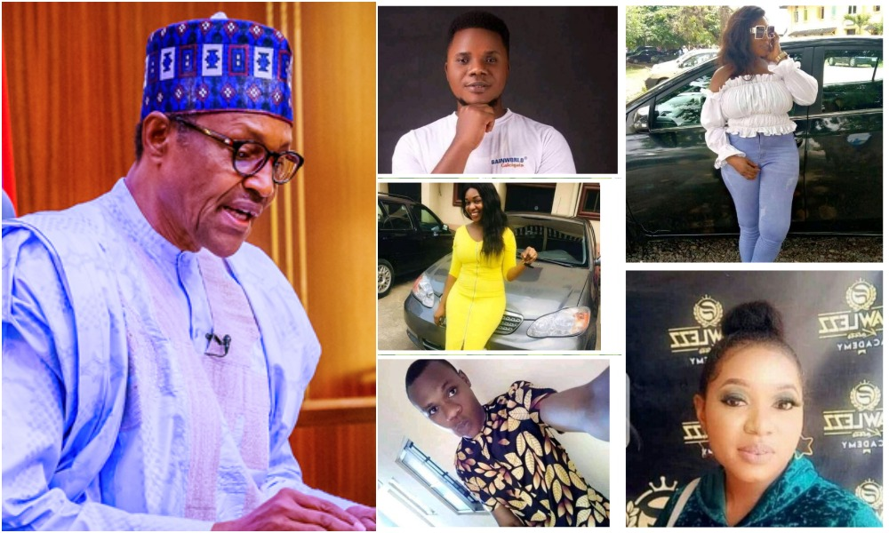 Buhari Reacts As Five Corps Members Die On Their Way To NYSC Orientation Camp