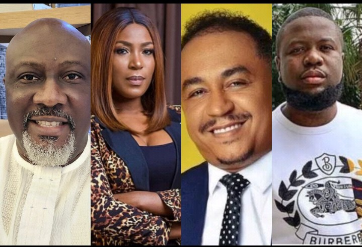 Hushpuppi Names Dino Melaye, Daddy Freeze, Linda Ikeji As His Accomplices [Video]