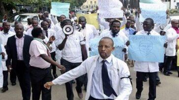 Nigerian Doctors To Embark On Indefinite Strike Monday