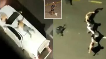 How Deadly Brazilian Robbers Used Bombs, Tied People To Cars During Bank Robbery