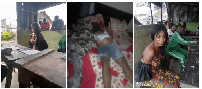 Woman Kills Boyfriend, Absconds With His New Benz Car In Akwa Ibom [Photos]