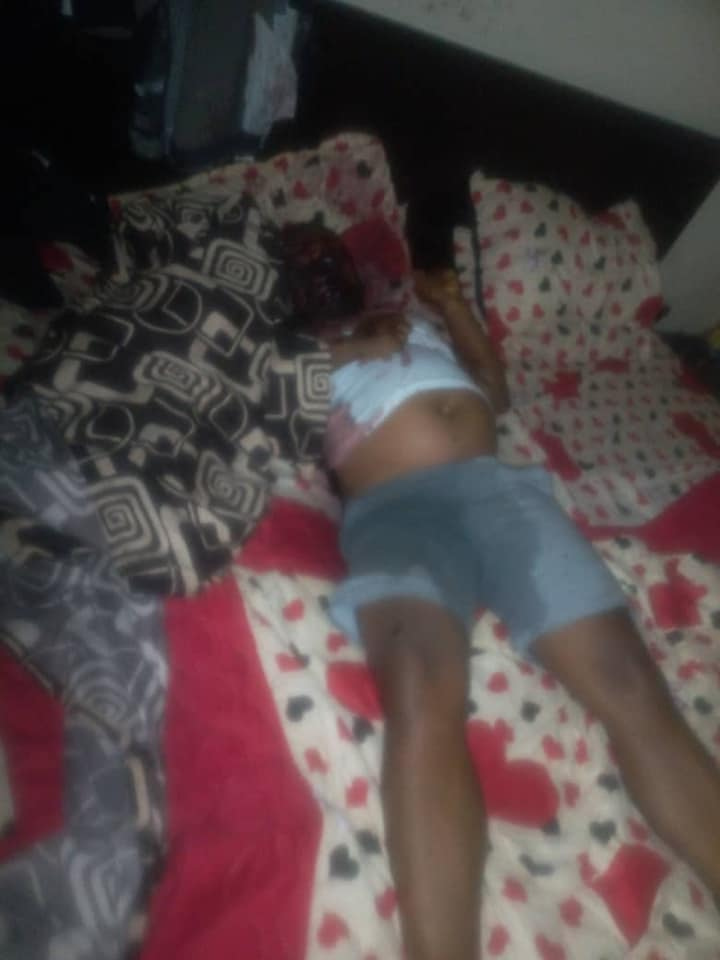 Woman Kills Boyfriend, Absconds With His New Benz Car In Akwa Ibom [Photos] 2