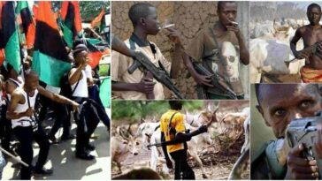 """""""We'll Teach You Lesson In Language You Understand"""" - IPOB Warns Fulani Herdsmen"""
